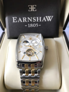 Thomas Earnshaw Robinson Automatic – men's watch – 2017.