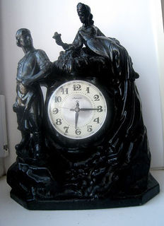 Souvenir mantel clock the times of the USSR