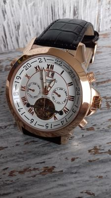 Calvaneo 1583....astonia rose-gold.