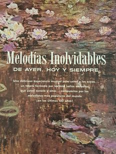 the last 100 years of unforgettables melodis-1964 year colecction of Selecciones Readers Digest