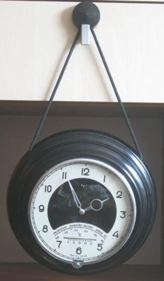Majak ship wall clock USSR 1975 Mint!!!
