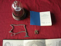 Lot Freemasonry - Masonic brother Items