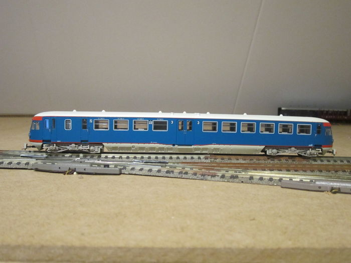 Artitec H0 - 20.126 - DE 1 motor coach of the NS (Dutch Railways