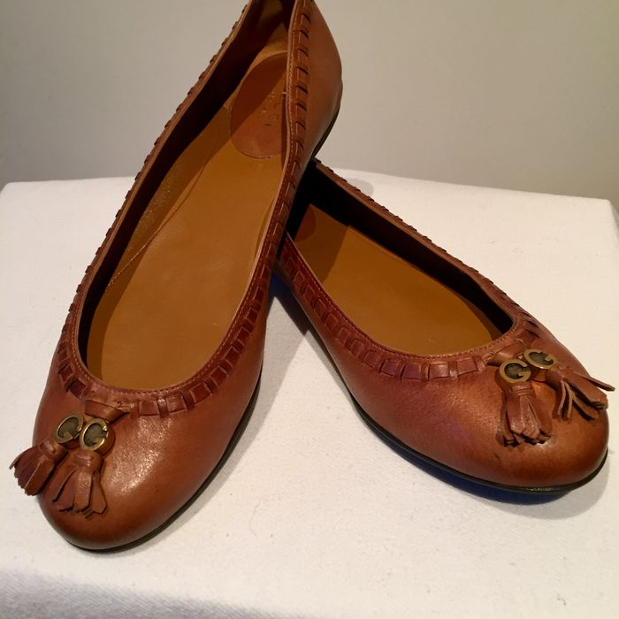 more photos 11025 5ec16 Gucci - Ballerina Flats - Courts with original dustbag - Catawiki