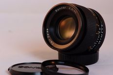 Carl Zeiss Sonnar 85mm f2,8 T* voor Contax / Yashica.