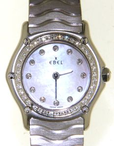 Ebel Classic Lady's watch - (our internal #7975)