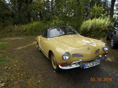 VW - Karman Ghia 1500 - 1969