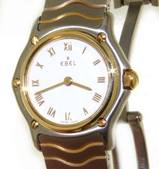 Ebel Mini Classic Wave  - wristwatch - (our internal #7976)