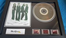 The Beatles - Framed Record