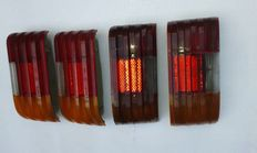 Mercedes-Benz - W114/115 - complete good used rear lights