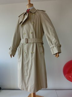 Burberrys - Trenchcoat with removable wool lining