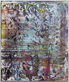 M.Weiss - Abstract Painting N.421