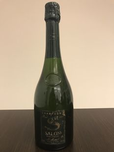 1988 Salon Cuvee 'S' Le Mesnil Blanc de Blancs - 1 bottle