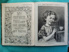 Magazines; The Children's Friend - Volume VIII - 1868