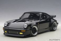 AUTOart - Scale 1/18 - Porsche 911 (930) Turbo Wangan - Midnight Blackbird