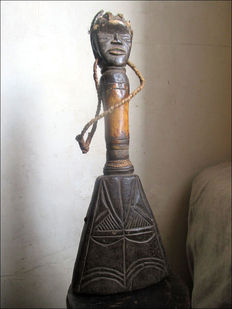 Ritual bell - Musical instruments - DAN - Ivory Coast