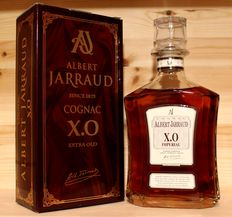 Albert Jarraud X.O Imperial Cognac - Extra Old Cognac (20-25 years old), 700ml/70cl, 40%vol, incl. Box
