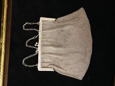 Silver purse from the beginning of the 20th c.