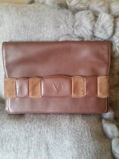 Valentino - leather clutch