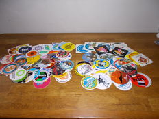 Large collection of 1600 stickers.