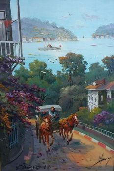 Unknown (2000's) - Istanbul Constantinople Island