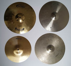 Collection of Cymbals / Hi Hat , Meinl , Orion , millenium