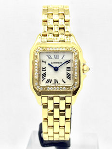 Cartier Panthère  Reference: 1280 - Ladies' Timepiece - Year: 1995-2000