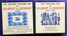 Monography; George Michael Bracewell  - The Complete Postcard Art of Gilbert  & George - 2 vols - 2011