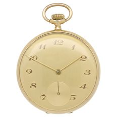 Anonym – men's pocket watch – 1950s.