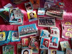 Before Panini - football players, Italian championship - 1950s - 904 stickers
