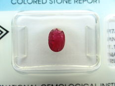 Ruby – 1,13 ct