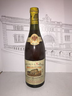 1982 Batard Montrachet Grand Cru, Chateau de la Maltroye – 1 bottle.