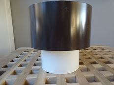 Louis Kalff for Philips – wall light in brown and white