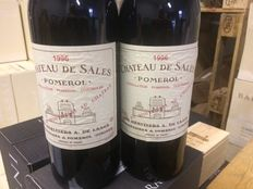 Chateau de Sales 1996   – 2 Magnums