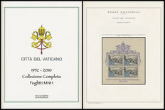Vatican City 1952-2010 – Complete sheet collection – MNH