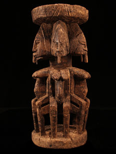 Beautiful, Old Dogon Stool from Mali