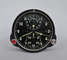 Aviation watches pilot for the fighter MiG (СССР/USSR). At the end of the 20th century.