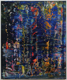 M.Weiss - Abstract Painting N.422