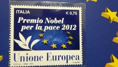 Italy, 2011 - Selection of stamps