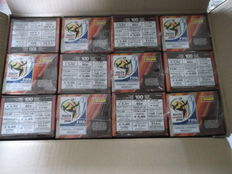 Panini - South Africa World Cup 2010 - 12 boxes.