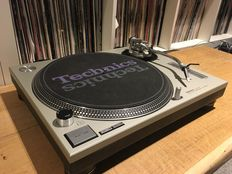 TECHNICS SL1200 MKII Legend Turntable with Ortofon Concorde
