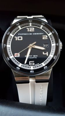 Porsche Design Flat Six Automatic - Mens Watch - Unworn condition -