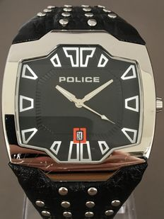 Police – men's wristwatch – 21st century
