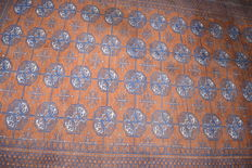 Antique Afghan carpet, 19th century AROUND: 1900-1910 – 330 x 240 cm - NO RESERVE, BIDDING STARTS AT €1.