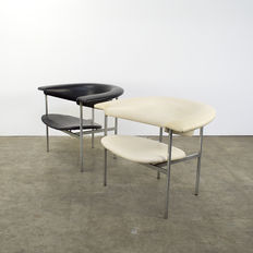 Rudolf Wolf for Gaasbeek and van Tiel – 2 x armchair model gamma