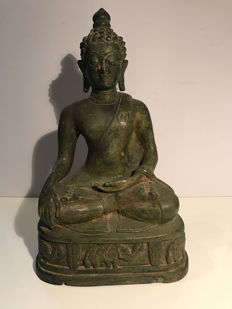 Sitting Buddha - Thailand - Second half 20th century