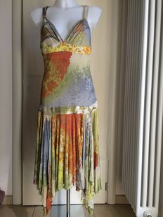 Just Cavalli by Roberto Cavalli - coloured dress