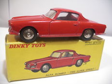 Dinky Toys-France - Scale 1/43 - Alfa Romeo Super Sprint 1900 No.24j