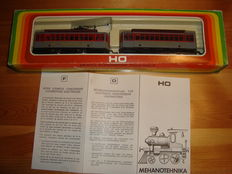 Mehano H0 - Electric tram