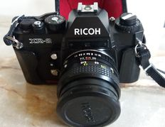 Camera Ricoh XR-2 in pouch in good condition